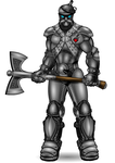 The Tin Man by Smitty309