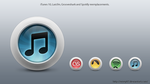 iTunes X and extras by emey87
