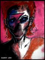David Bowie: The Pretty Things Are Going To Hell by Dandy-Jon