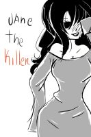 jane the killer 8 by janethekiller22