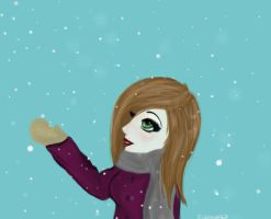 In Winter... by Deathnote162