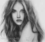 Barbara Palvin by Painirl