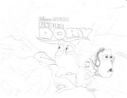 Finding Dory by homer311