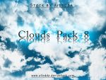 Clouds pack 8 by Ailedda by Ailedda