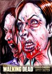 Sketch Card - AMC's The Walking Dead (3) by KennyGordon