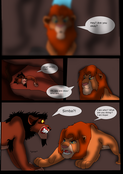 The revenge page 1 by Animals369
