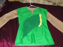 Tunic, Undershirt, and Hat by Crowbariswin