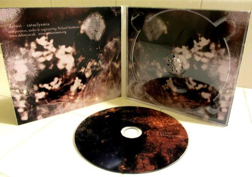 Delusi Cataclysmia Physical Release by DelusiUK