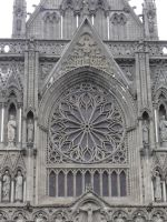 Stock - Church Window by ChimeraDragonfang
