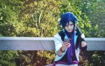 Ichinose Tokiya - Listening to the song of heart~ by kyuu-Q
