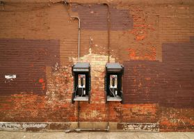 Payphones by bewing