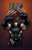 Wolvie By Skage by richmbailey