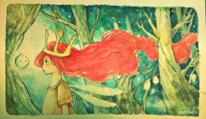 CHILD OF LIGHT by justbemike
