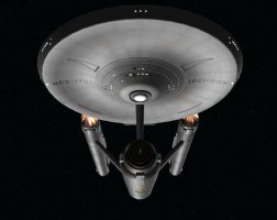 The Enterprise by mckinneyc