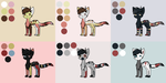 Adoptable Sheet 15 by Adrakables