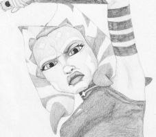 Ahsoka by Crystal-Cat