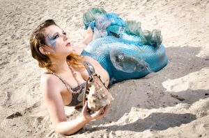 Mermaid sea by LunaStellarCosplay