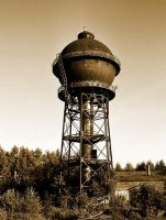 Watertower by pacifier75
