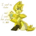 Message Received (Yellow Diamond MLP) by Lord-32