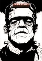 Frankenstein's Monster by soliton