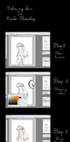 How to color skin in Adobe cs3 by marina-rasi