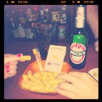 beer. ciggarets and snacks. by Vince-Zombie