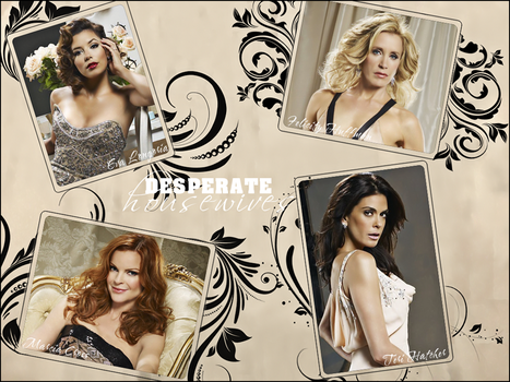 Desperate Housewives by LilSaintJA