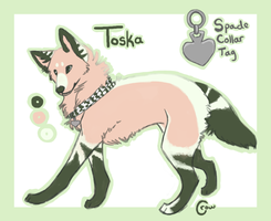 Toska Ref by Crowstorm