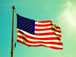 American Flag 3 by ksouth
