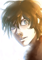 Hiccup - HTTYD by Dunklayth