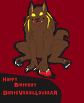 happy birthday DanteVergilLoverAR by petplayer976