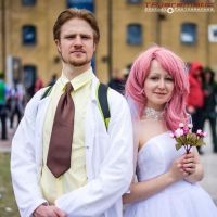 Dr. Kreiger and his Virtual Girlfriend by TPJerematic