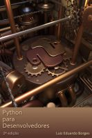 Python Book Cover 2 by ark4n