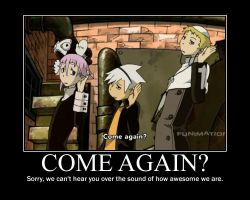 Soul Eater Motivational by BlackFurushima