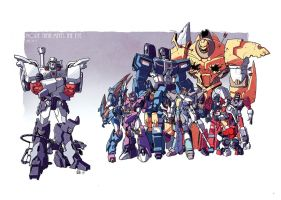 MTMTE Season 2 by dcjosh