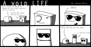 A Void Life 10 by Valashard
