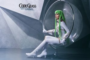 C.C. Code Geass by Mirum-Numenis