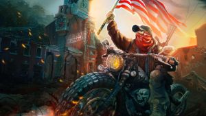Homefront The Revolution by irish-blackberry