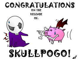 Skullpogo Released by alexyoshida