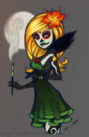 Princess of Hearts and Hallows by cerena