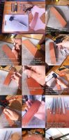 Tutorial Tuesdau: Leather Embossing by AmenoKitarou