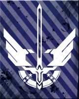 halo 4 sword armor logo by NEMESIS-01