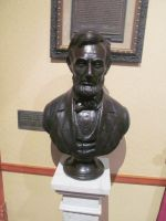 Abraham Lincoln Bust by BigMac1212
