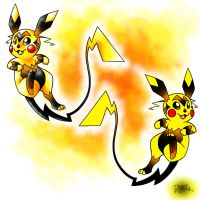 Mega Chu by InfernoTornado