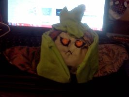 Swadloon Plushie by PorridgeBeast