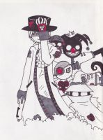 Me and my Heartless by lockheart9
