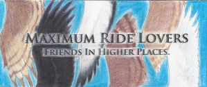New Maximum-Ride-Lovers Club Logo by MaximWolf