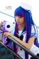 Lolita Sailor - Stocking II by EnchantedCupcake