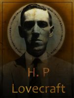 HP Lovecraft by ShaneGallagher