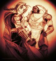 Brothers - 'FMA' by trazor29